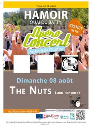 Apéro Concert - The Nuts