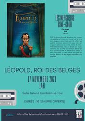 Ciné-Club enfants : Léopold, roi des Belges